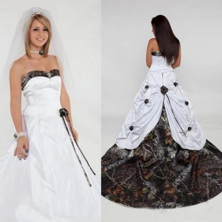 Permalink to Stunning Realtree Wedding Dress