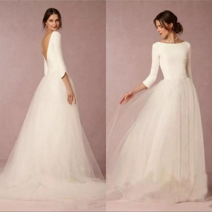 Permalink to Pretty Inexpensive Modest Wedding Dresses Gallery