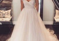 discount princess a line wedding dresses off the shoulder with sleeves beaded sequins pleated corset wedding dress bridal gowns new satin a line Princes Wedding Dresses