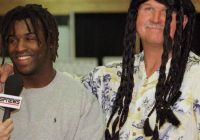 ditkas trade for ricky williams remains blockbuster to Ricky Williams Wedding Dress
