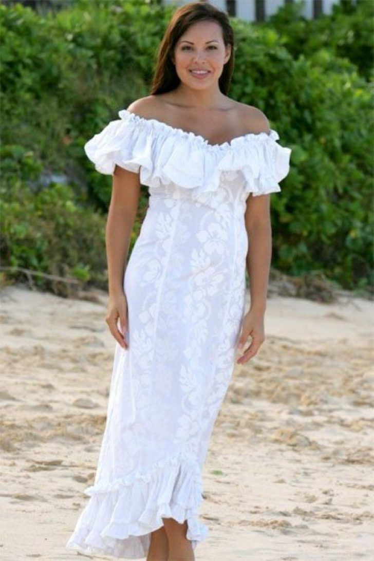 Permalink to Elegant Hawaiian Dresses For Weddings Gallery