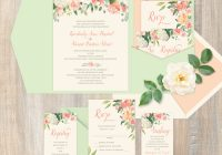 Elegant how to assemble the perfect wedding invitation todays bride How To Package Wedding Invitations Design