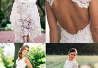 Elegant pin on hair makeup Perfect Lace Dress With Sleeves Wedding Ideas