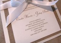 elegant wedding invitations with crystals elegant wedding Different Types Of Wedding Invitations