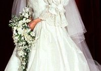 elizabeth emanuels scrapbook from diana and charless Dianas Wedding Dress