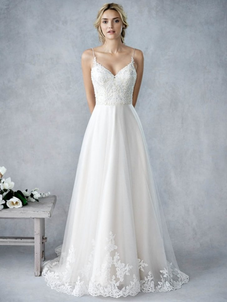 Permalink to Ella Rosa Wedding Dress