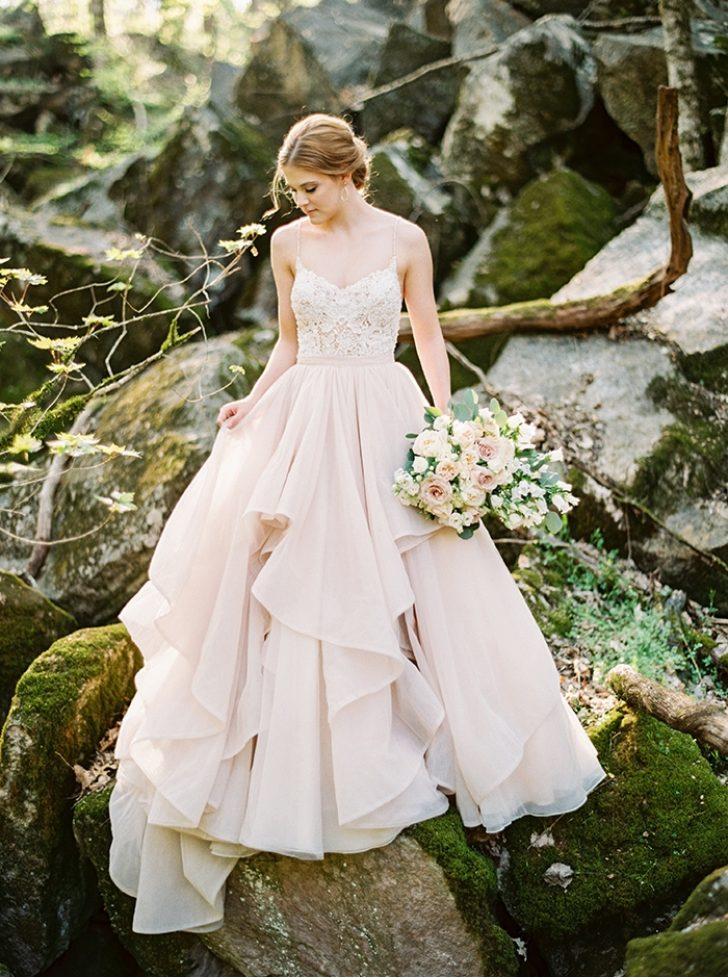 Permalink to Stunning Enchanted Forest Wedding Dress Gallery