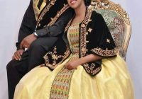 ethiopian wedding attire explore the world with travel Ethiopian Traditional Wedding Dress