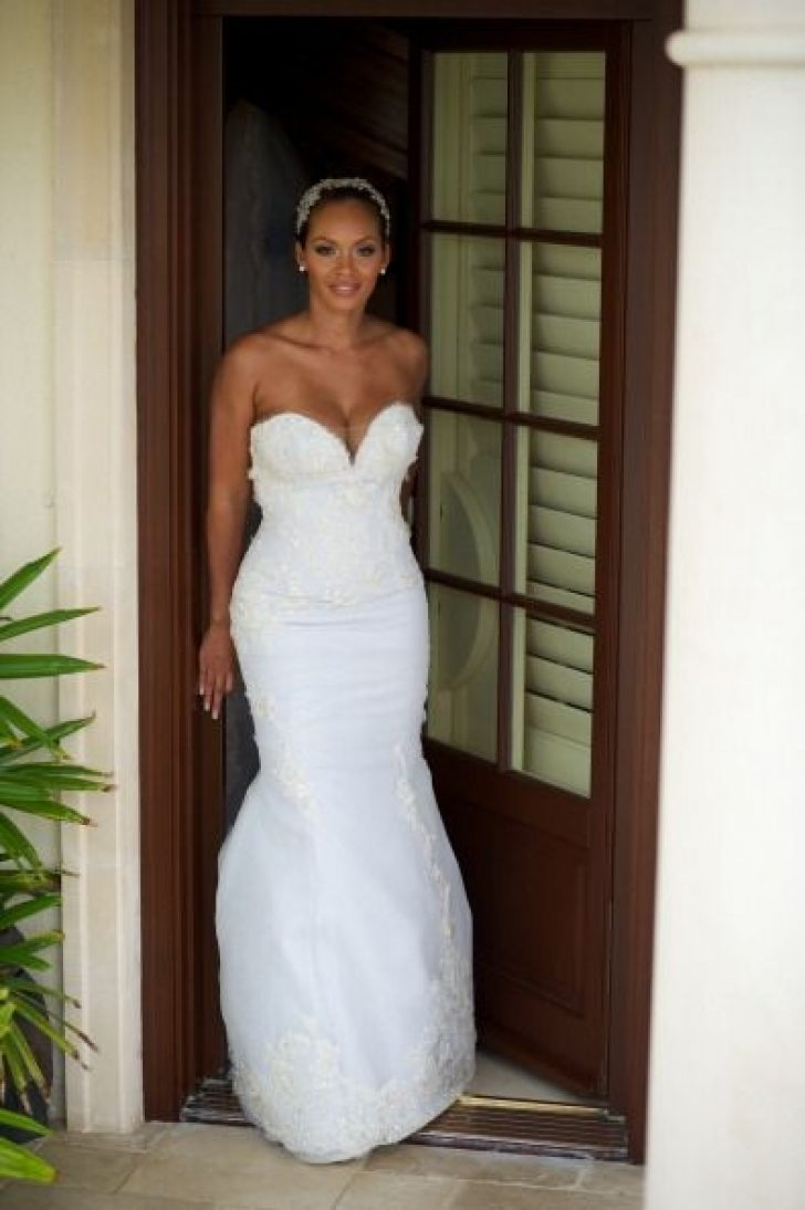Permalink to Evelyn Lozada Wedding Dress Ideas