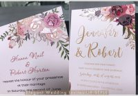 ewi custom full color uv printing wedding invitations Custom Printing Wedding Invitations