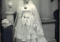 exquisite wedding dresses of the 1800s the good old days 1800s Wedding Dresses