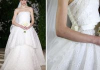 eyelet lace wedding dress future love story wedding Eyelet Lace Wedding Dress