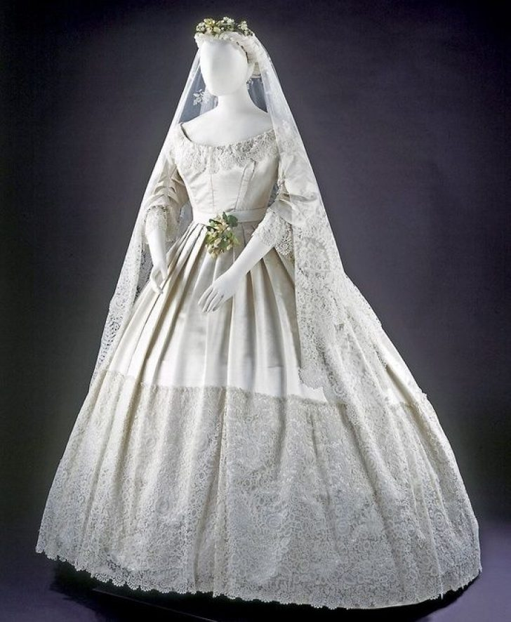 Permalink to 11 1800s Wedding Dress Ideas