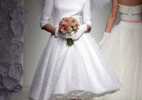 fifties style wedding dress luxury brides Fifties Wedding Dresses