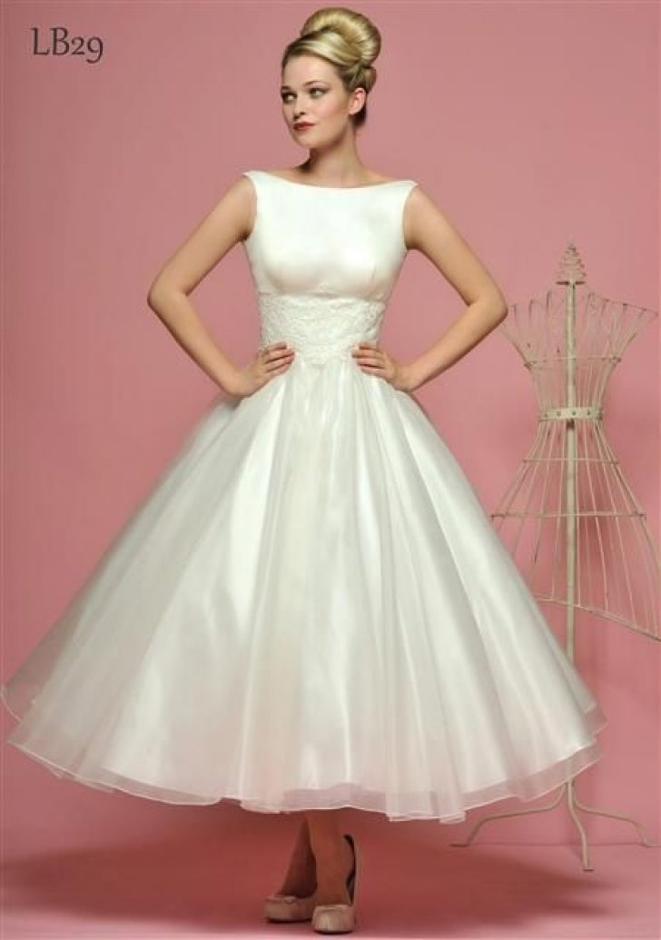 Permalink to 10 Fifties Wedding Dresses Gallery