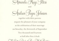 five various ways to do where to order wedding invitations Order Wedding Invitations Online Canada