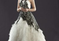 fleurs wedding dress inspired phoenixes and witch Fleur Delacour Wedding Dress