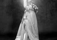 florida memory studio portrait of julianne smith in a Wedding Dresses Tallahassee