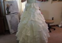 french bustle pictures and wedding dress bustle tips French Bustle Wedding Dress