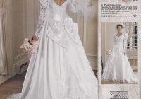 from a mid 90s jc penney bridal catalog jcpenney wedding Wedding Dresses Jcpenney