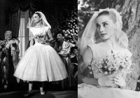 funny face wedding dress everything audrey hepburn Audrey Hepburn Wedding Dress Funny Face