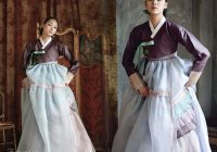 fusion wedding fashion colorful modern hanbok wedding Hanbok Wedding Dress