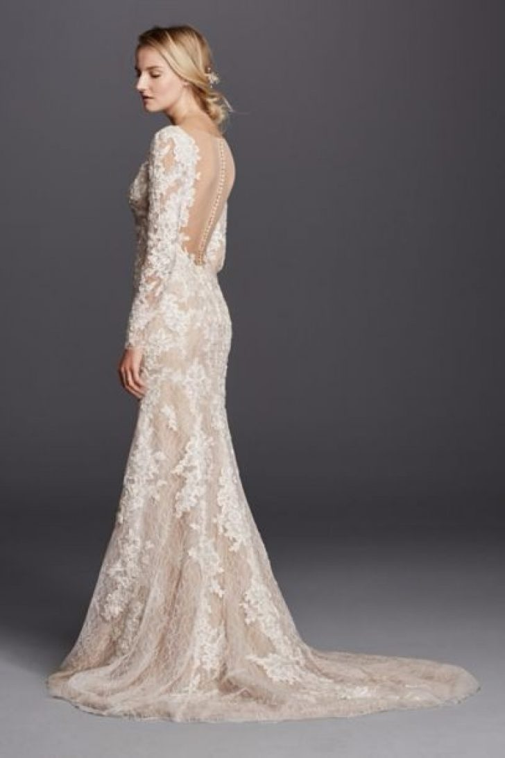 Permalink to Stylish Galina Signature Wedding Dress