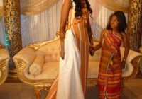 gorgeous somali wedding dress in 2020 somali wedding Somali Wedding Dress