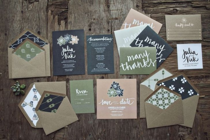Permalink to Environmentally Friendly Wedding Invitations Design