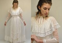 gunne sax wedding dress boho wedding dress the abalene Gunne Sax Wedding Dress