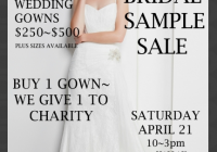 hallak cleaners blow out bridal sample sale held at hallak Sample Sale Wedding Dresses Nyc