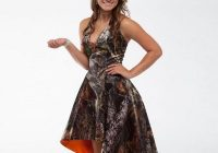 high low realtree camoflage camo bridesmaid dresses Realtree Camouflage Wedding Dresses