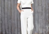 house of ollichon clement jumpsuit for your inner tomboy Tomboy Wedding Dresses