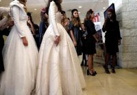 how orthodox jews keep wedding costs low for brides the Orthodox Wedding Dresses
