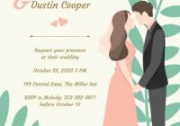 how to design wedding invitation template try it now fotor Design Wedding Invitations Online