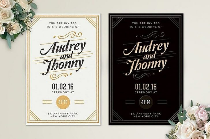 Permalink to How To Design Wedding Invitation Gallery