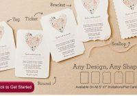 how to diy wedding invitation with zazzle Design Your Own Wedding Invitations