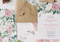 how to print affordable wedding invitations that look expensive Print Wedding Invitation