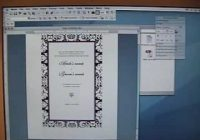 how to print your own wedding invitations make your own Where To Print Your Own Wedding Invitations