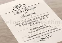 how to print your wedding invitation cards step step Wedding Invitation Printing Company