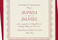 how to word your wedding invitation What Should Be On A Wedding Invitation