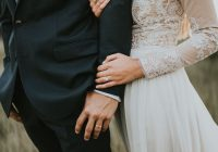 insanely beautiful first look photos in the utah mountains Pretty Wedding Dresses In Utah