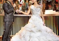 inspiration nation katniss everdeens pseudo wedding dress Katniss Wedding Dress
