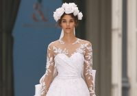 Interesting wedding dress styles and trends for 2021 wedding ideas Perfect Lace Boat Neck Wedding Dress Designs