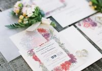 Interesting what to include in a wedding invitation suite How To Package Wedding Invitations Design