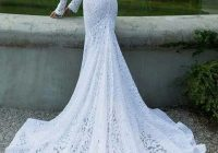 irish crochet wedding dress pattern luxury brides Irish Crochet Wedding Dress Pattern