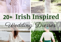 irish inspired wedding dresses relocating to ireland Traditional Irish Wedding Dresses