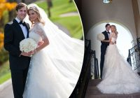 ivanka trumps wedding dress what she opted to wear on her Ivanka Trump Wedding Dress