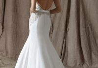 ivory satin wedding dress Lela Rose Wedding Dress s