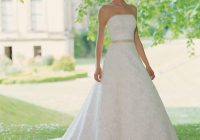 ivory sincerity bridal 3070 traditional wedding dress size 8 m 72 off retail Sincerity Wedding Dress
